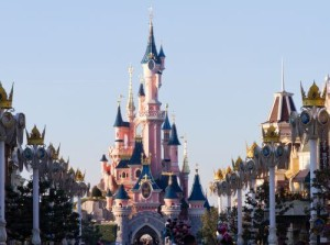Disneyland dojazd z Paryża