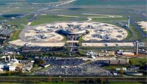 Charles de Gaulle lotnisko dojazd do Paryża
